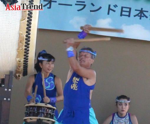 Matsuriza Taiko Drumming