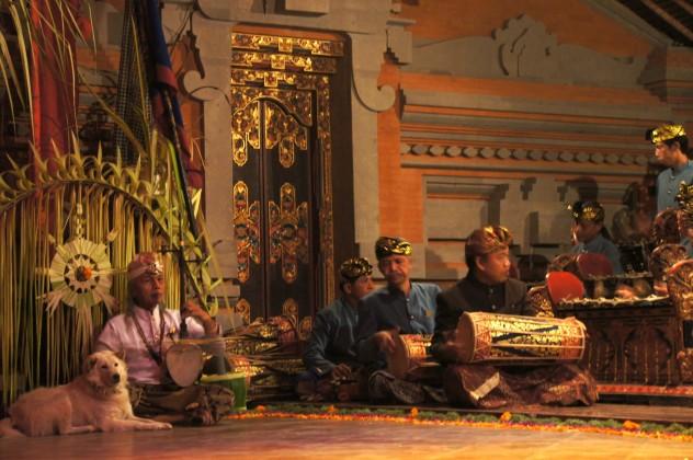 Traditional Balinese Gamelan Orchestra