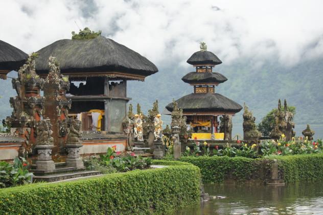 Temple Pura Ulun Danu Bratan