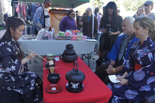 Orlando J-Club: Tea Ceremony
