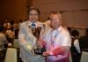 Alex Esclamado award : Val F Dagani and Romey de la Paz