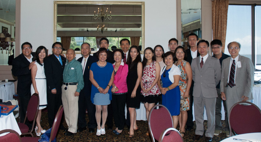 TCCTF advisors and Board of Directors and special guests from Taiwanese Chamber of Commerce of Greater Orlando