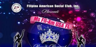FASC Presents Ms. Fil-Am USA FL Beauty Pageant 2015