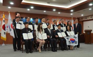 Korean adoptees