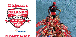 Walgreen Orlando International Dragon Boat Festival 2015