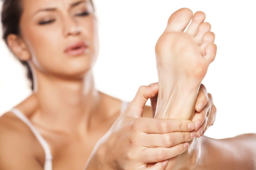 Acupressure DIY for Heel Pain - Asia Trend