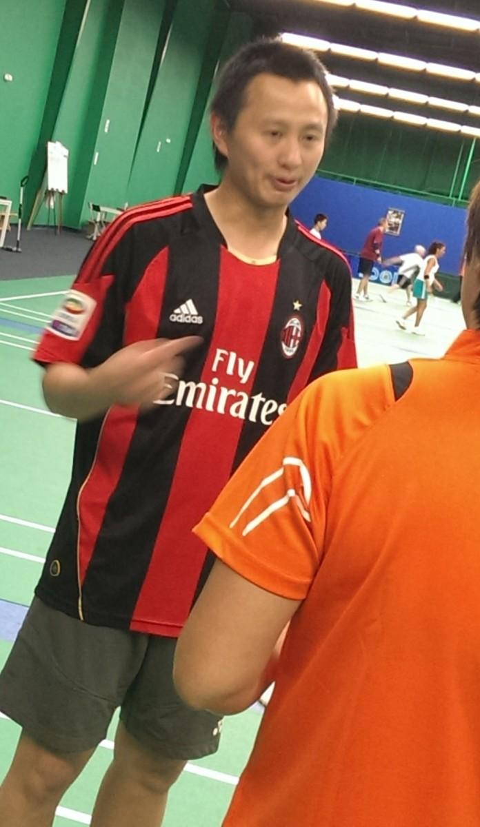 Hendry Winarto - Badminton Coach