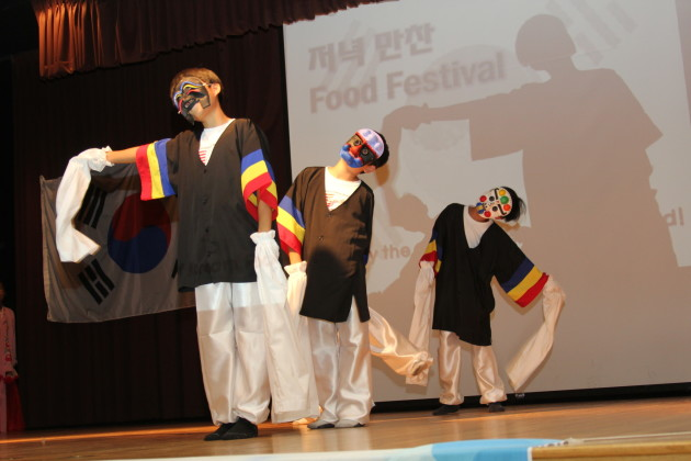 Korean Culture Summer Camp & Korean Food Festival