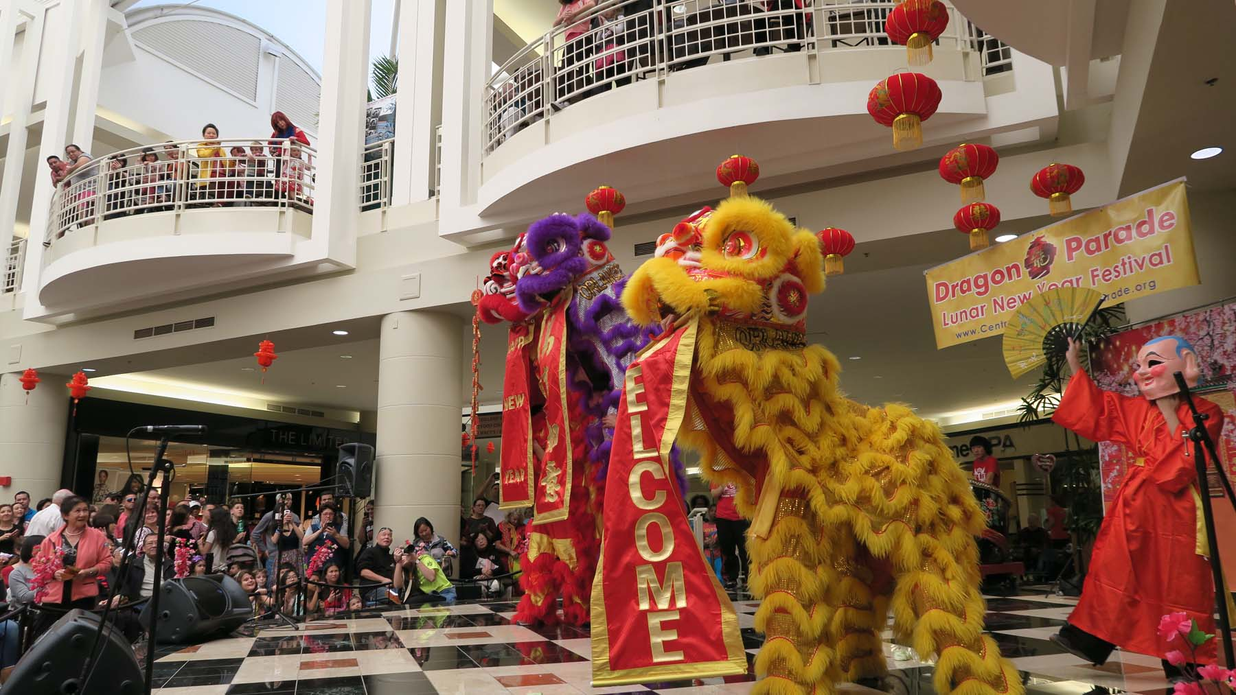 Chinese Lunar New Year...