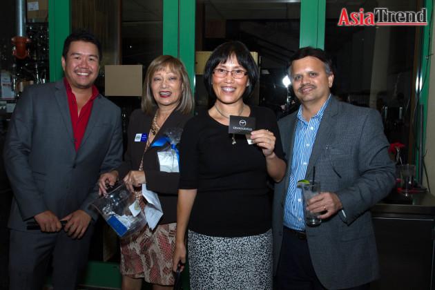 Allen Auyong, Coco Johnston, Jing yu and Kannan Srinivasan