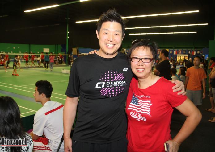 ClearOne Badminton Orlando