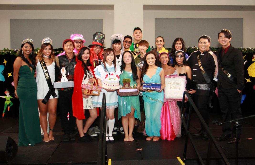 ASA Scholarship Pageant