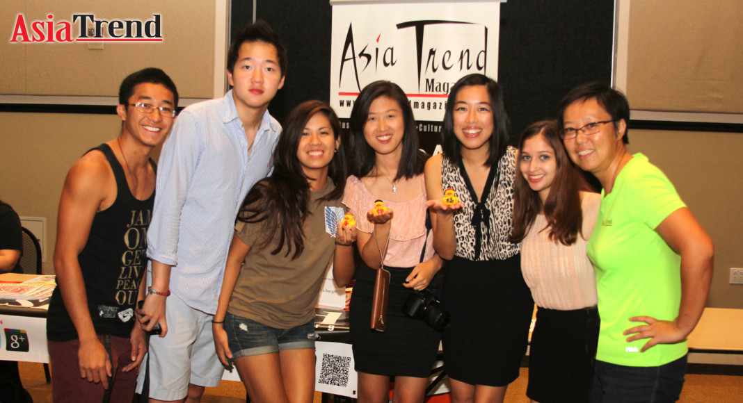 Asia Trend Booth
