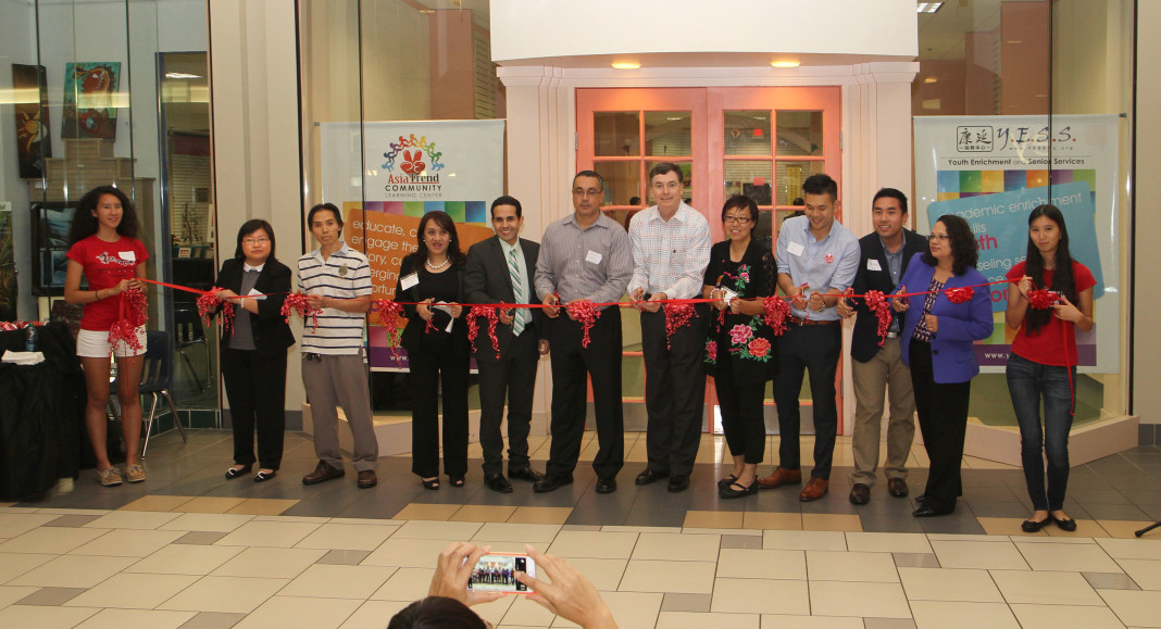 Y.E.S.S. Center Grand Opening