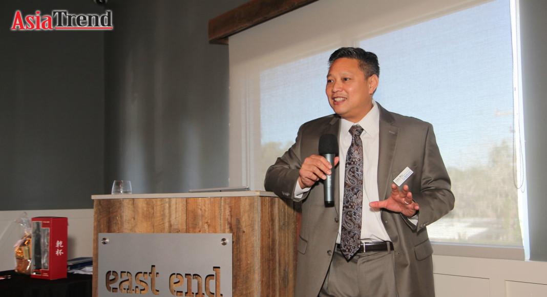 John Mai of Merrill Lynch Wealth Management