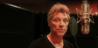 Jon Bon Jovi Sings Chinese Love Song for Valentine's Day in China