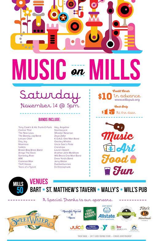 Music on Mills Festival
