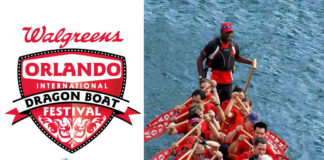 Walgreen Orlando International Dragon Boat Festival 2017