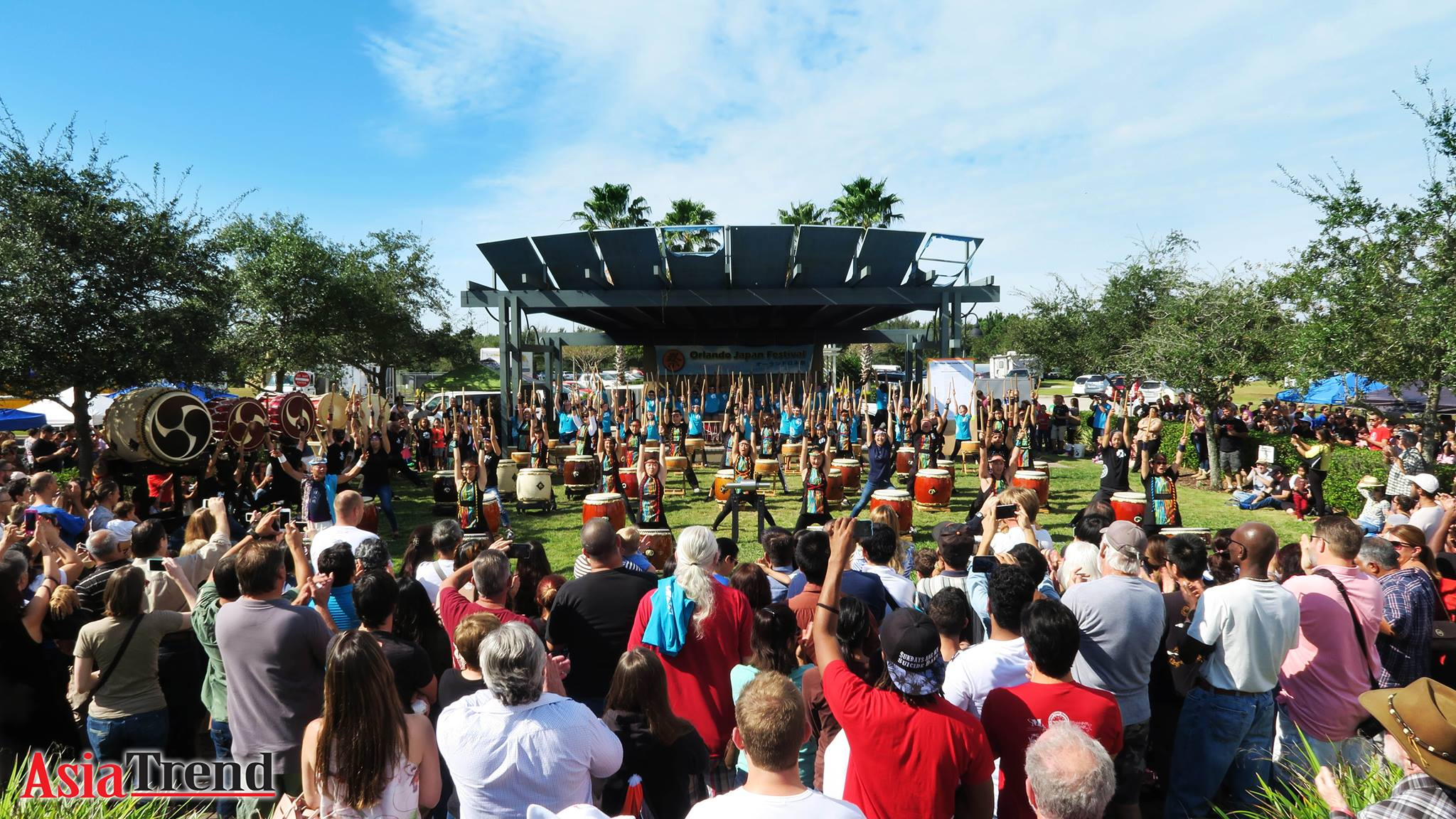 Taiko Drummers Beat a Path to the 16th Annual Orlando ... | 2048 x 1152 jpeg 391kB