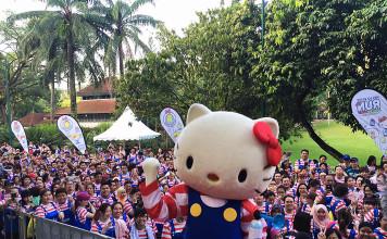 Hello Kitty Run Malaysia