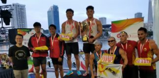 Hong Kong Dragon Boat Team Captured Brilliant Results in 35th Singapore River Regatta!
