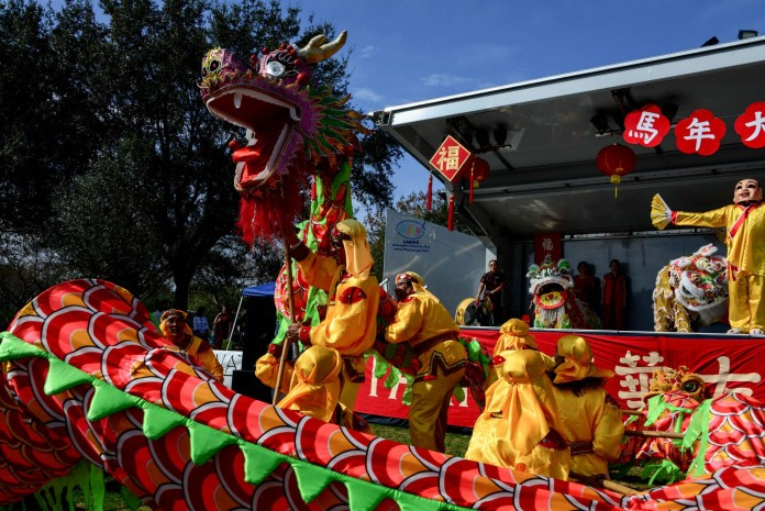 Suncoast Association of Chinese Americans Celebrates the Year of Horse