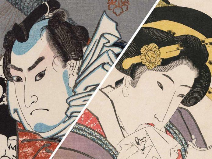 "Two Japanese Master Printmakers Go Head to Head in ""Showdown! Kuniyoshi vs. Kunisada"""