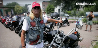 Clay Jones, American, passion for motocycles