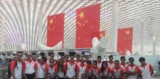 Hong Kong Dragon Boat Team