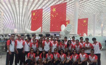 Hong Kong Dragon Boat Team