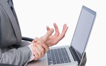 Wrist Pain with Acupressure