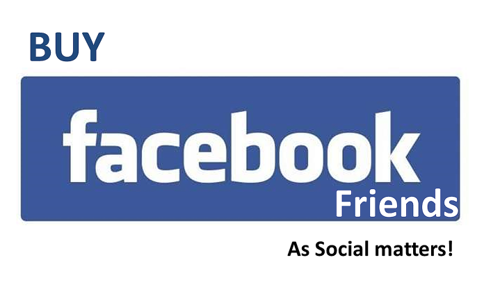 BUY A FRIEND USING FACEBOOK