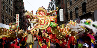 Lunar New Year Parade in New York