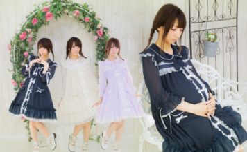 Japan's Lolita maternity wear