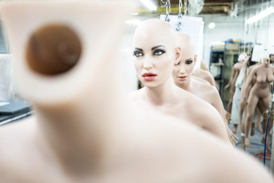 Silicon female robot, Japanese Girls Style sex Robot
